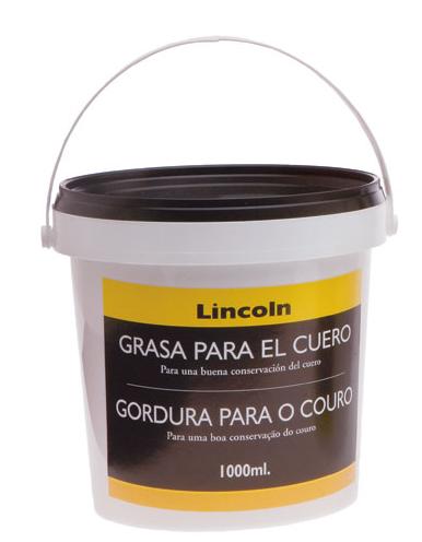 GRASA LINCOLN PARA CUERO