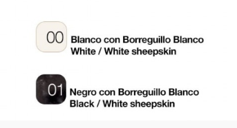 SALVACRUCES BORREGUILLO ECO NEGRO