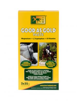 GOOD AS GOLD paste  3 x 35g