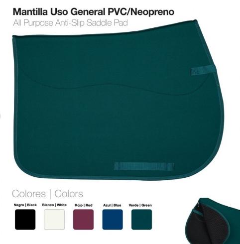 MANTILLA USO GENERAL pvc/neopreno