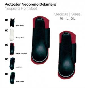 PROTECTOR NEOPRENO DELANTERO