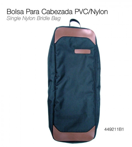 BOLSA PARA CABEZADA PVC/NYLON