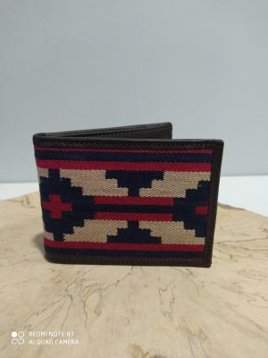 CARTERA GUARDAPAMPA AZUL